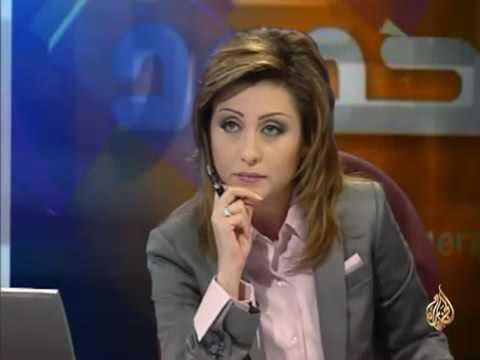 لقاء قناة الجزيرة بلا حدود مع د.عبدالحميد القضاة