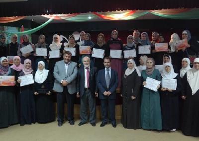 دورة التثقيف الجنسي الآمن في المدارس العمرية عمان-الأردن 2014