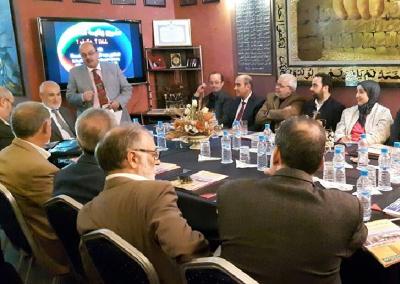"""محاضرة """"مشروع وقاية الشباب لماذا وكيف؟"""" في الدار البيضاء المغرب 2016"""