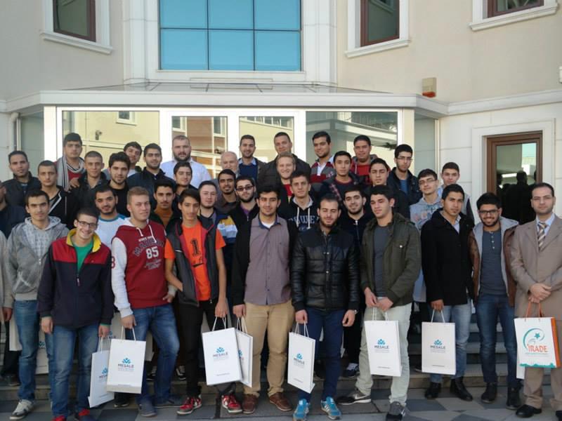 مشروع وقاية الشباب في اسطنبول – تركيا 2014