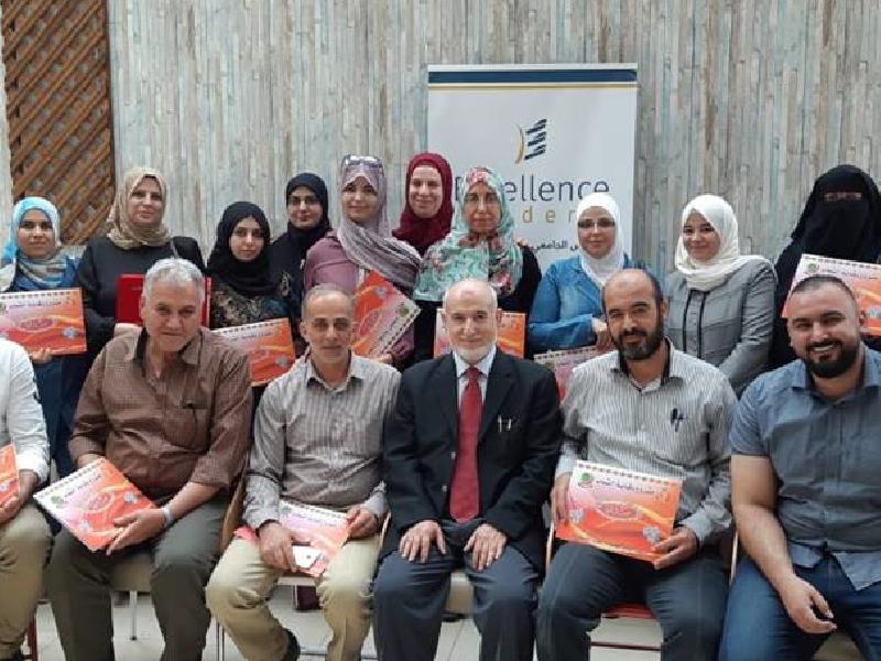 دورة إعداد المحاضرين في وقاية الشباب لضيوف الأردن من سوريا في اربد – الأردن 2018