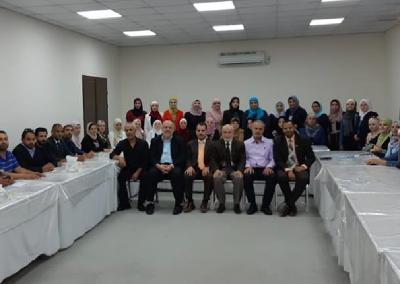 دورة إعداد المحاضرين في المشروع لقادة في العمل الإجتماعي – الأردن 2018