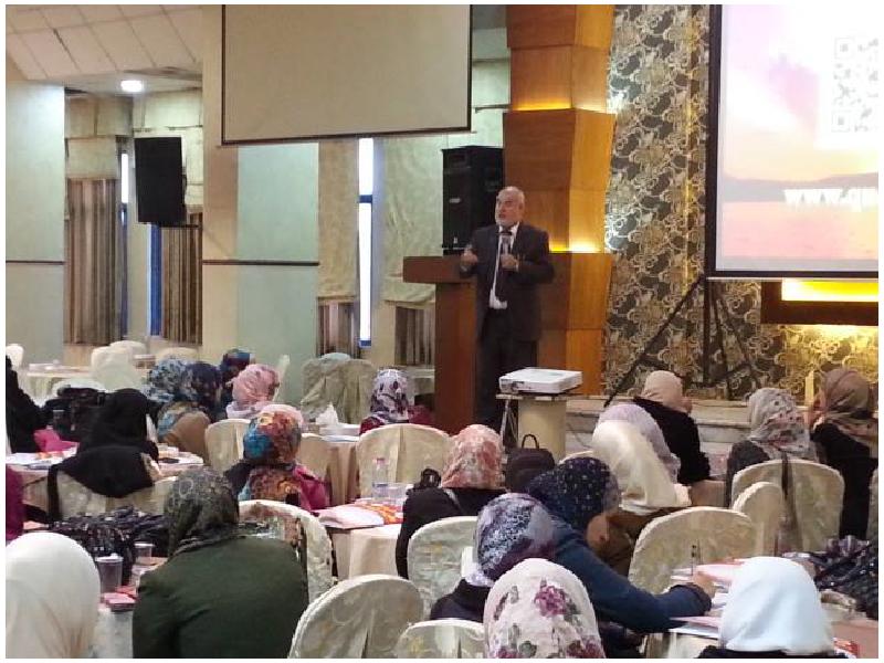 الدورة التمهيدية لوقاية الشباب من الأمراض المنقولة جنسياً والإيدز بالتعاون مع مركز الفاروق القرآني 2016