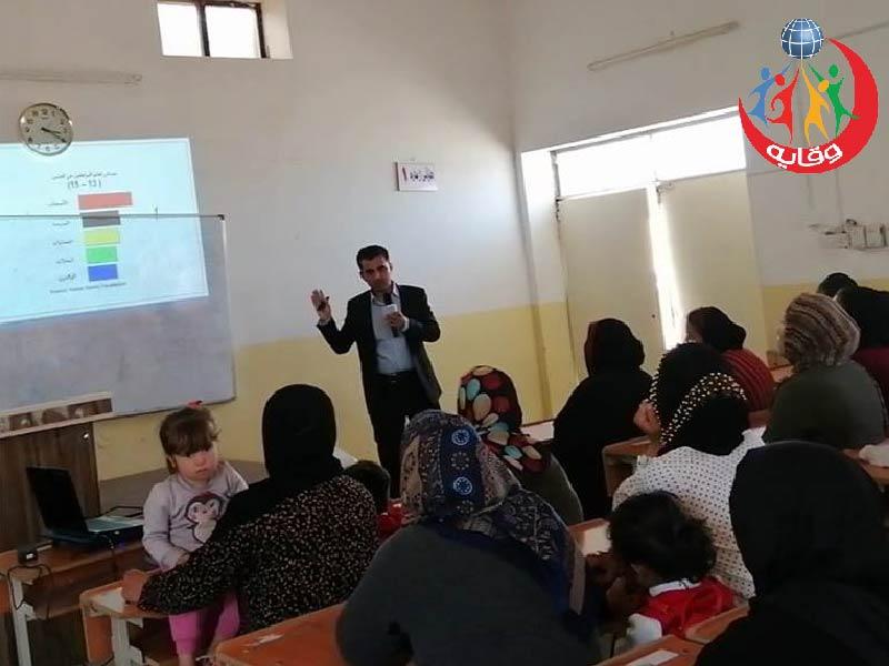 محاضرة للمدرب الأستاذ سؤران أبوبكر في كردستان 2019