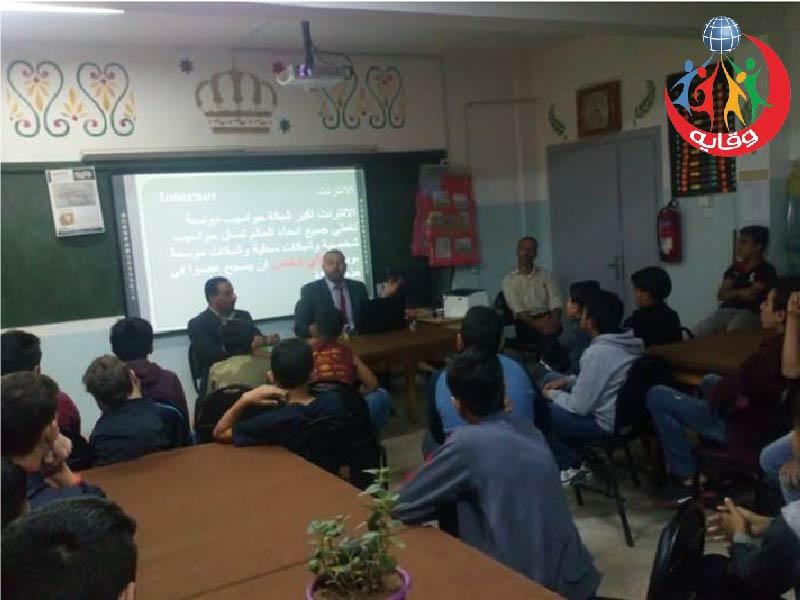 محاضرة للمدرب د.عصام الطراد في إربد – الأردن 2018