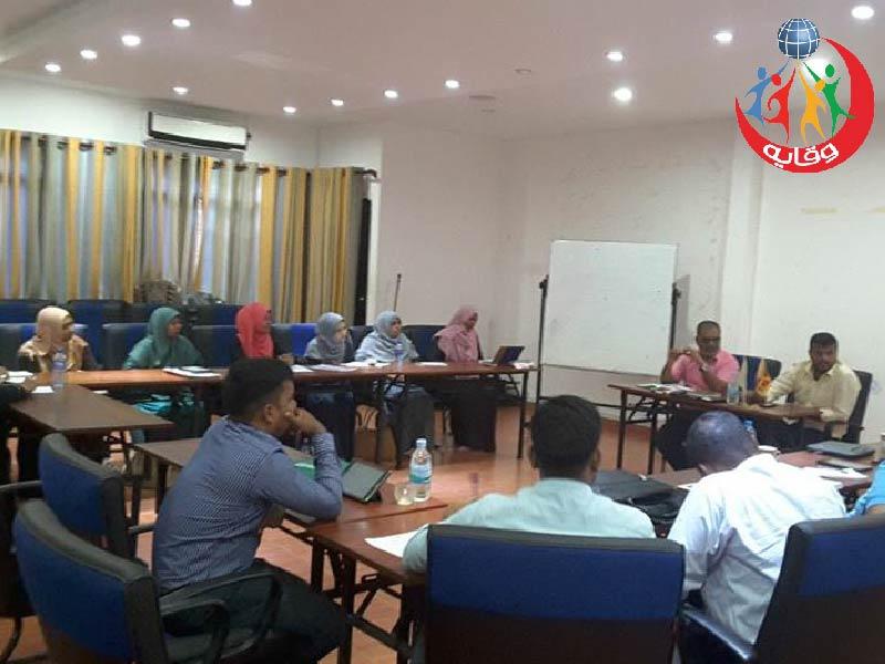 الاجتماع السنوي لمدربي ومدربات مشروع وقاية الشباب في كولمبو – سريلانكا 2017