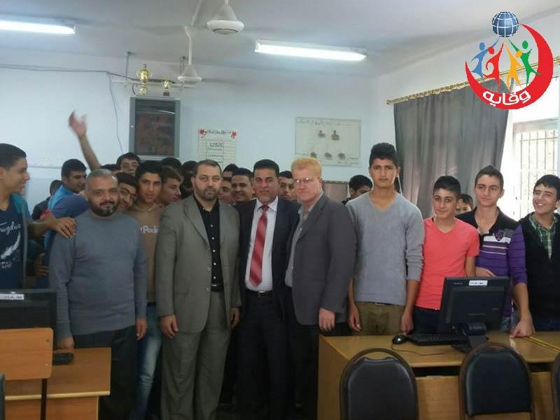 """محاضرتين بعنوان """"وقاية الشباب من الإدمان على المواقع الإباحية"""" للمدرب د.عصام الطراد في الأردن 2018"""
