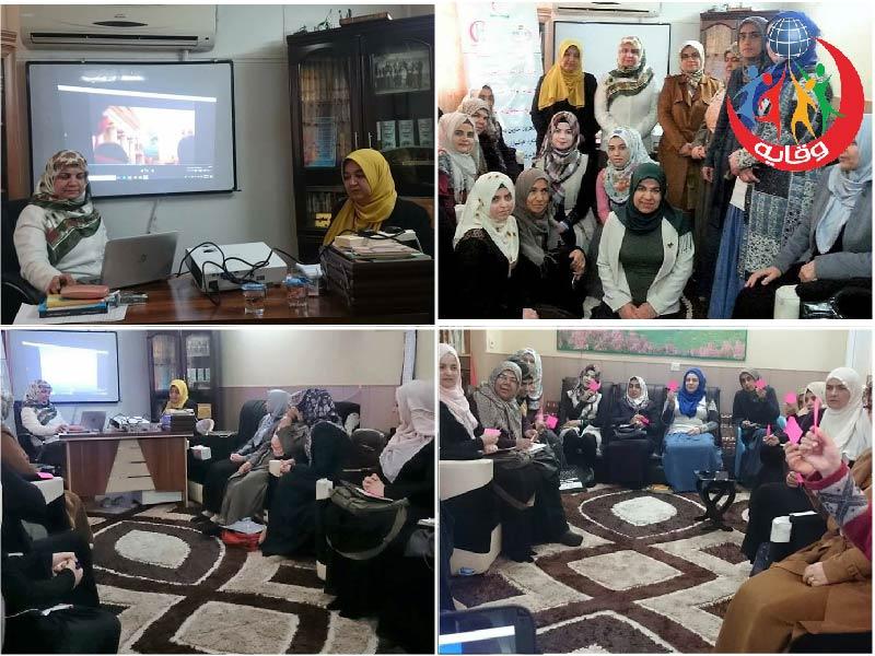 دورة جديدة في وقاية الشباب من الأمراض المنقوله جنسياً في كردستان 2018