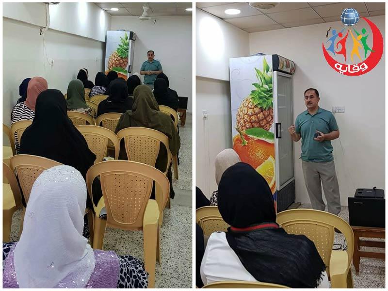 محاضرة للمحاضر الأستاذ نصر الدين عمر في كردستان 2019