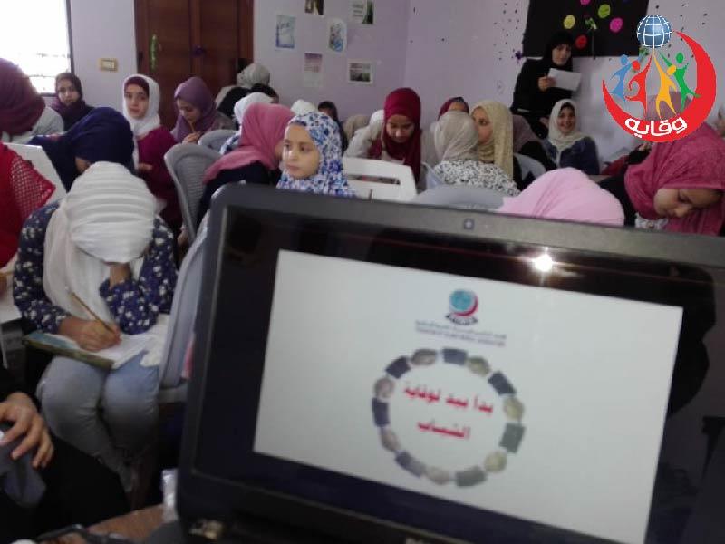 ورشة جديدة لليافعات تقدمها المدربة عبير الغزو في إربد- الأردن 2019