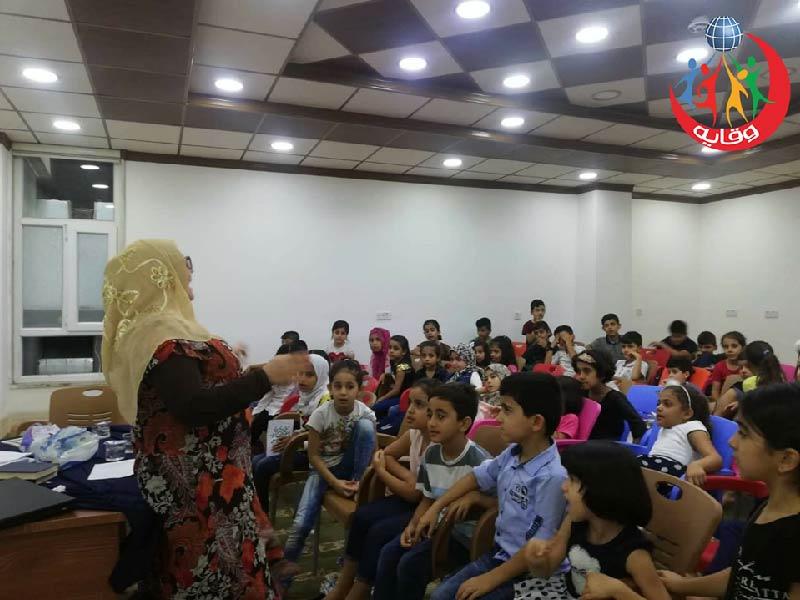 نشاط جديد للمدربة رجاء حمه رؤوف في كردستان 2019