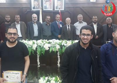 دورة إعداد المحاضرين في مشروع وقاية الشباب إربــد – الأردن 2019