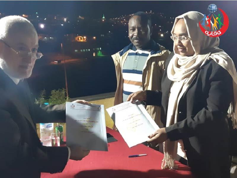 اتفاقية ثنائية جديـــدة في مشروع وقاية الشباب