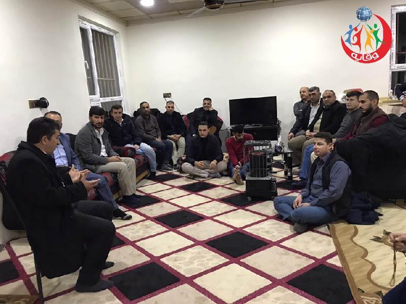 محاضرة حول التثقيف الجنسي الآمن للمدرب الدكتور دوالي حاجي في كردستان 2019