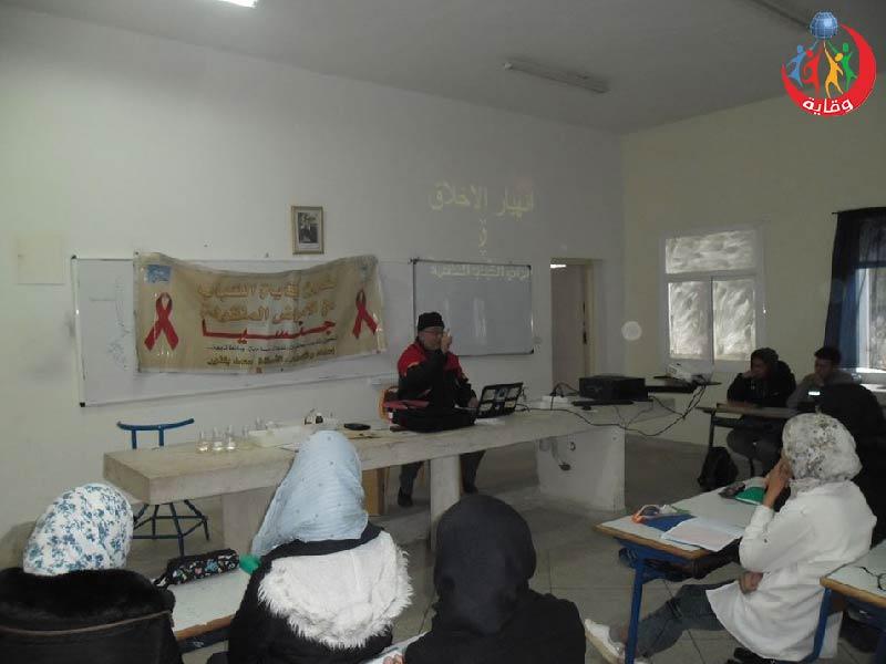 انتهاء الحملة التوعوية لفريق وقاية الشباب في المغرب لهذا العام 2019