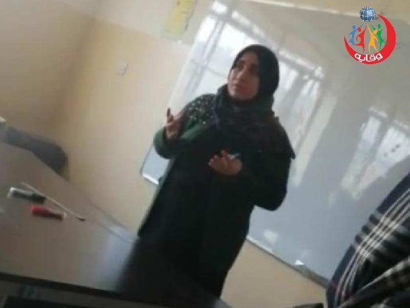 محاضرة لليافعات حول الشذوذ الجنسي للمدربة بشكوژ طيب في كردستان 2019