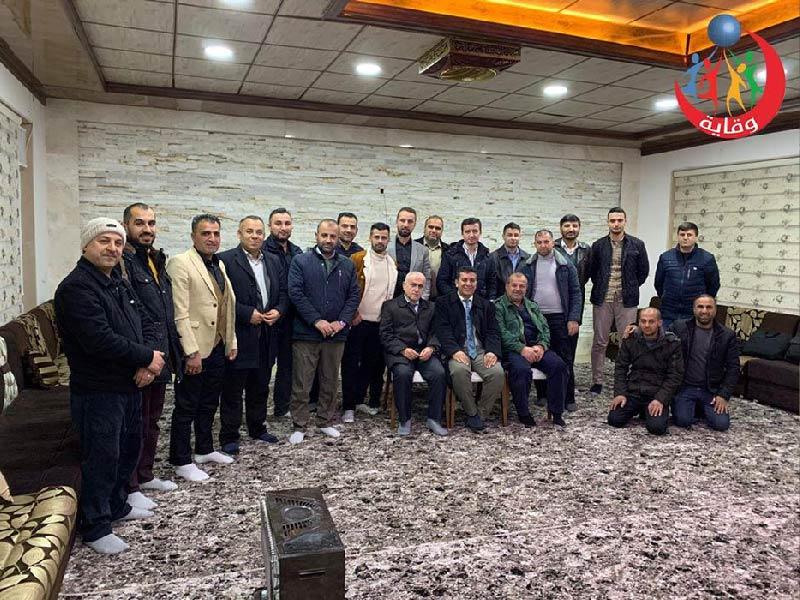 دورة للمدرب الدكتور ديوالي حاجي في كردستان 2020