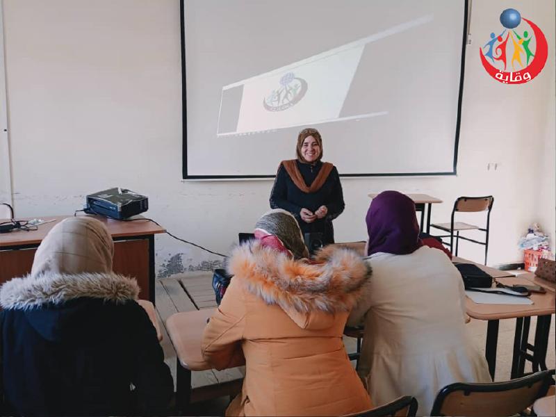 محاضرة للمدربة الدكتورة عائشه بن الصغير في الجزائر 2020