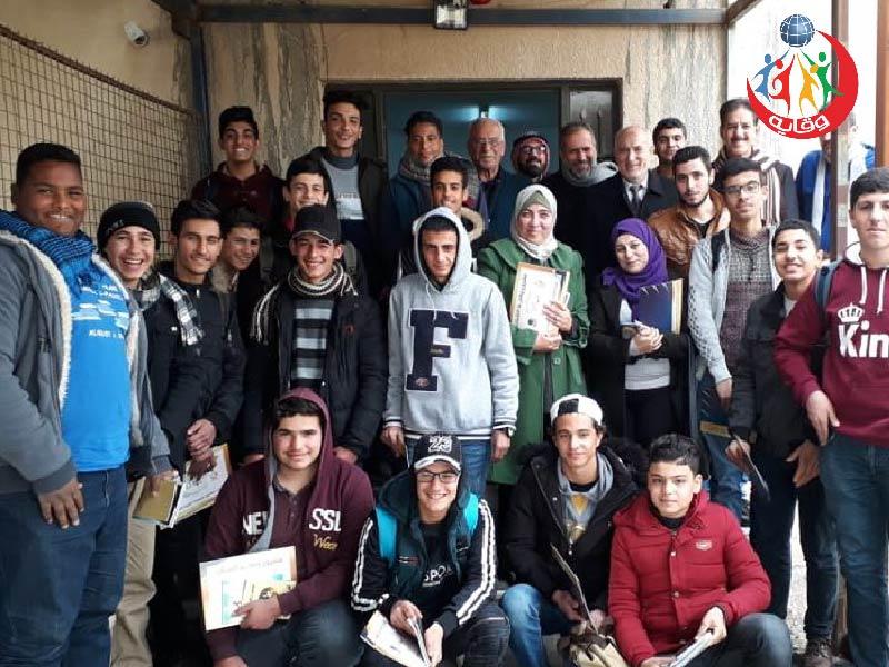 دورة تمهيدية في وقاية الشباب من الأمراض المنقولة جنسياً والإيـــدز في إربــــد – الأردن