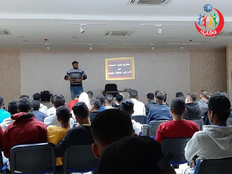 محاضرة للشباب يقدمها المدرب الأستاذ عودة الخطبا في الأغوار – الأردن 2019