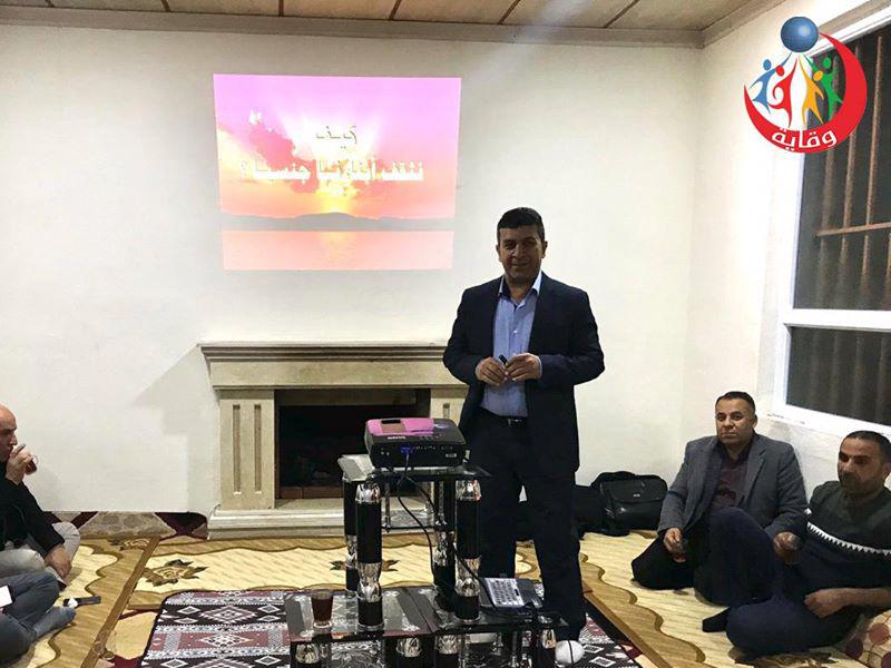أنشطة ومحاضرات جديدة للمدرب د.ديوالي حاجي من كردستان 2020