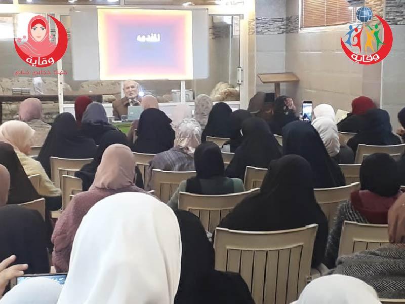 اطلاق حملة حجابي جنتي في غرب إربـــد 2020
