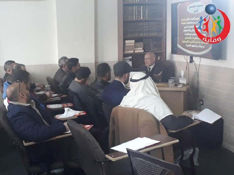تخريج دوره التثقيف الجنسي الآمن في إربــد – الأردن 2020
