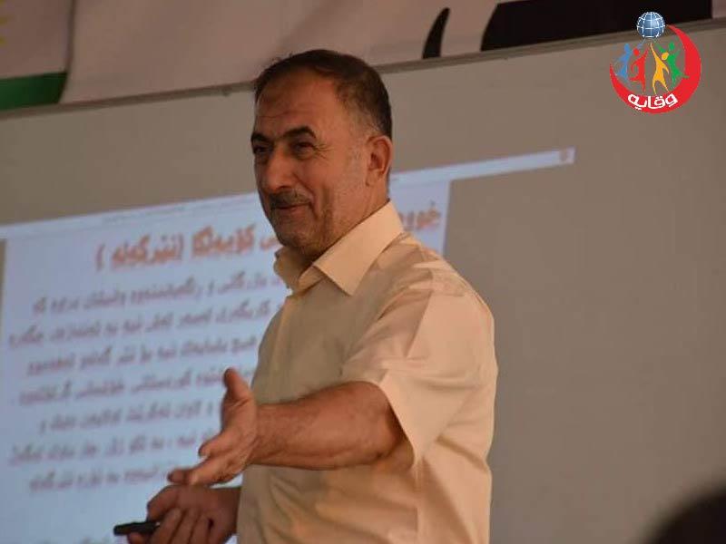 محاضرة للمدرب نصرالدين عمر وقاية الشباب من الأمراض المنقولة جنسياً  – كردستان 2020
